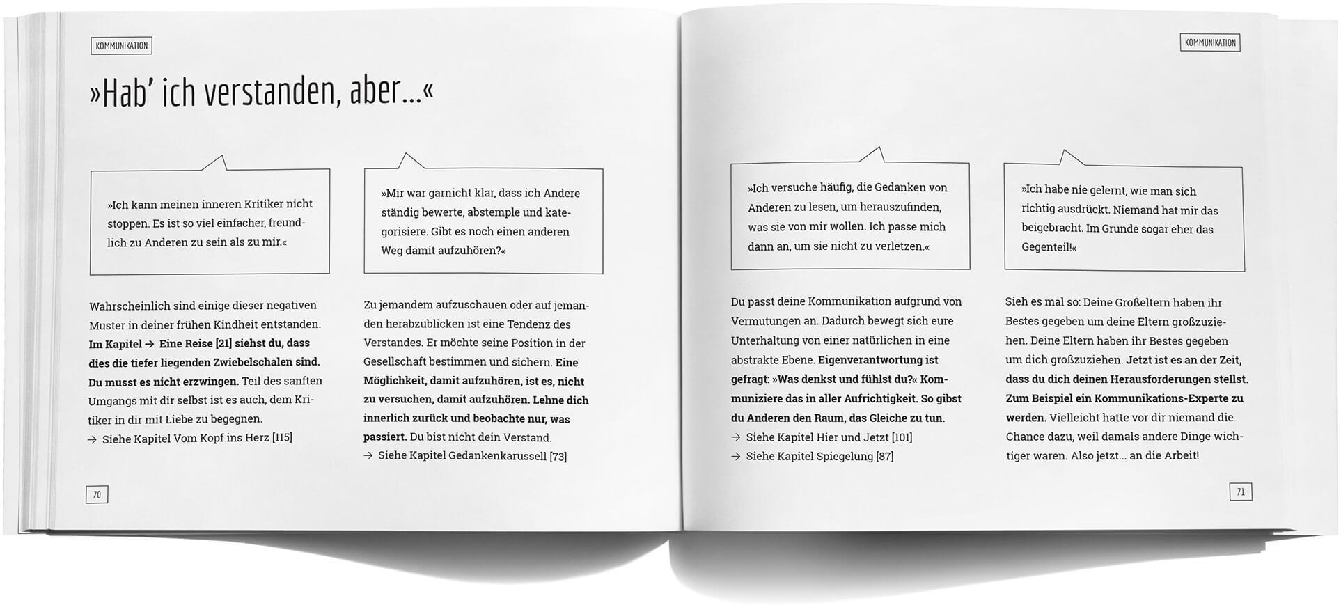 Praktische Spiritualität für das Leben, wie es wirklich ist Arbeitsbuch - Auszug 2 - Mathias Fritzen