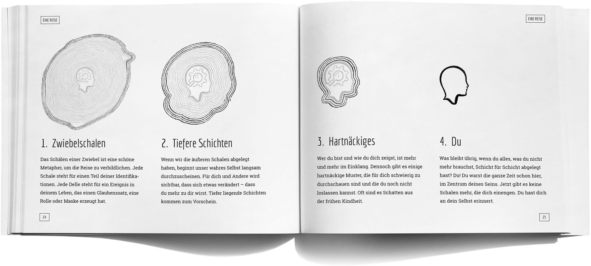 Praktische Spiritualität für das Leben, wie es wirklich ist Arbeitsbuch - Auszug 3 - Mathias Fritzen