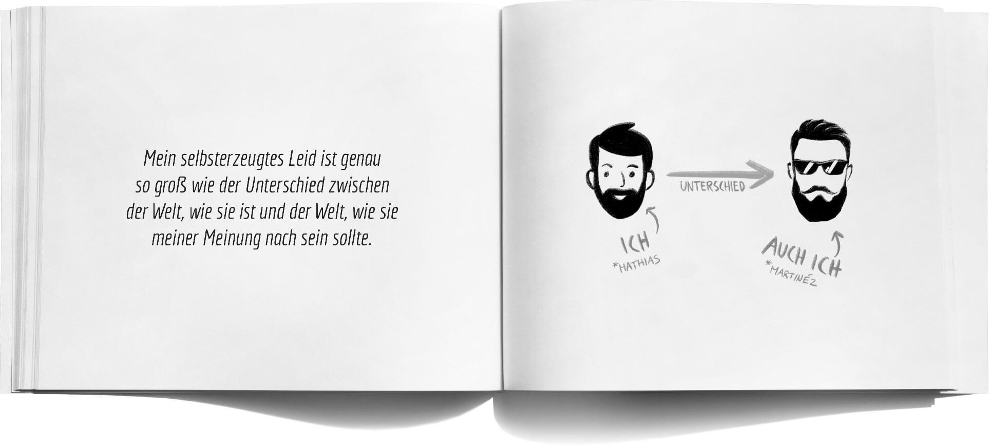 99 Über-Lebens-Skizzen - Auszug 1 - Mathias Fritzen
